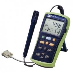 二氧化碳偵測器紀錄式含溫濕度計