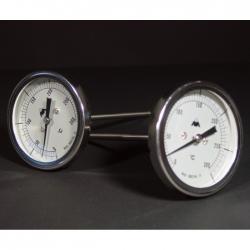 金屬溫度計
